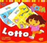 Dora Lotto - University Games